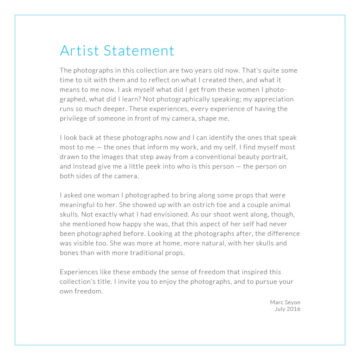 Artist Statement — The photographs in this collection are two years old now. That's quite some time to sit with them and to reflect on what I created then, and what it means to me now. I ask myself what did I get from these women I photographed, what did I learn? Not photographically speaking; my appreciation runs so much deeper. These experiences, every experience of having the privilege of someone in front of my camera, shape me. I look back at these photographs now and I can identify the ones that speak most to me — the ones that inform my work, and my self. I find myself most drawn to the images that step away from a conventional beauty portrait, and instead give me a little peek into who is this person — the person on both sides of the camera. I asked one woman I photographed to bring along some props that were meaningful to her. She showed up with an ostrich toe and a couple animal skulls. Not exactly what I had envisioned. As our shoot went along, though, she mentioned how happy she was, that this aspect of her self had never been photographed before. Looking at the photographs after, the difference was visible too. She was more at home, more natural, with her skulls and bones than with more traditional props. Experiences like these embody the sense of freedom that inspired this collection's title. I invite you to enjoy the photographs, and to pursue your own freedom.