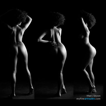 Freedom — art nude collection #1