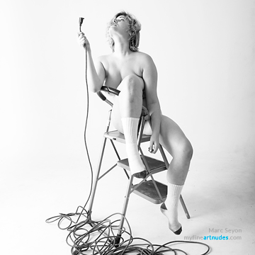 Freedom — art nude collection #17